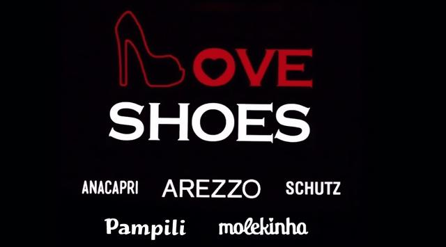 3acd0fcfb Love Shoes Loja de Calçados Femininos Rinópolis - Tem Digital