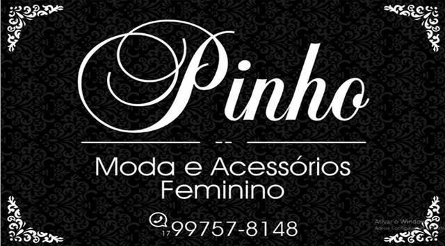 7d19ffc5e Pinho Moda e Acessórios Feminino Santa Fé do Sul